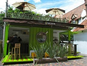 Top 5 Indie Coffee Shops In Bogota Container Restaurant Container Shop Container Cafe