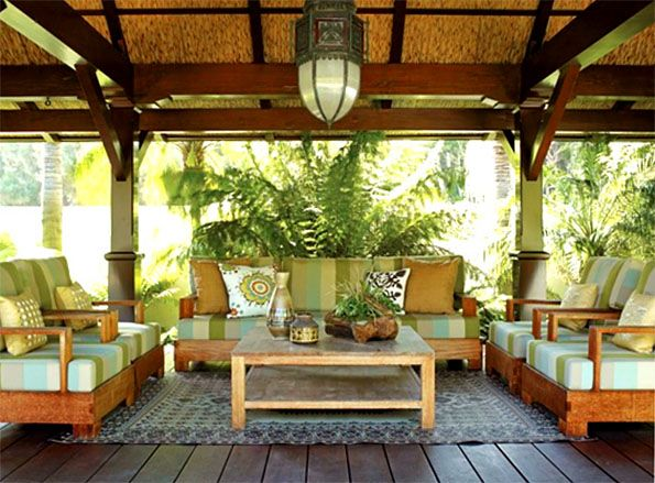 Pin by Anke Metzger on Tropical Outdoor Living | Tropical ...