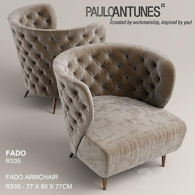 Pauloantunes fado r335 sillas y sillones - Sofas individuales modernos ...