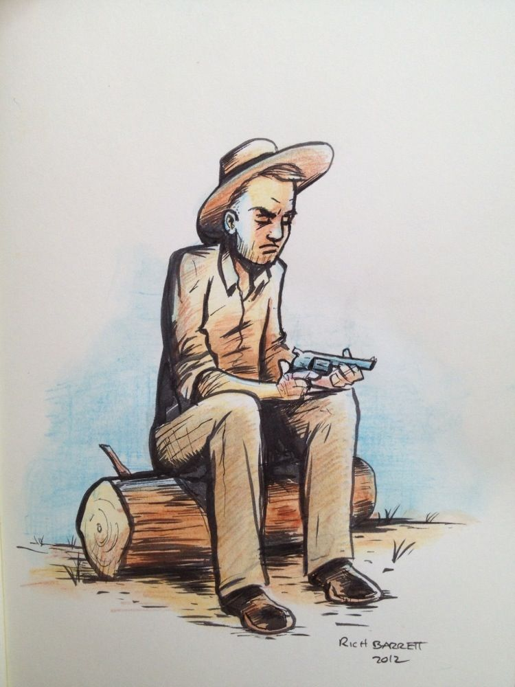 G Is For George Milton Rich Barrett Of Mice And Men George Milton