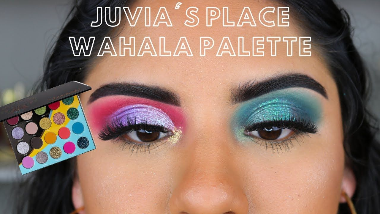 NEW Juvia's Place Wahala Palette Swatches and Review
