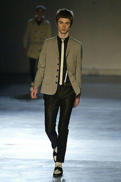 Dior Men Spring 2006 Menswear Fashion Show | 60s mod ...
