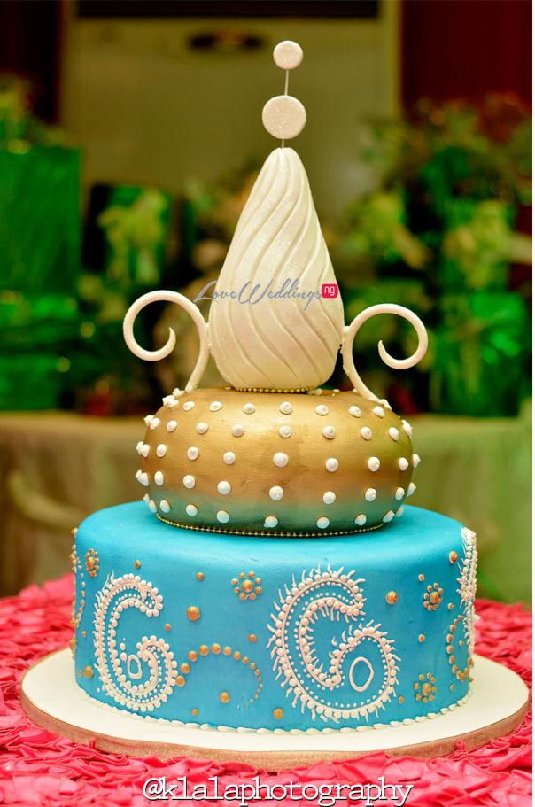 10 Amazing Nigerian Traditional Wedding Cakes | Pinterest ...