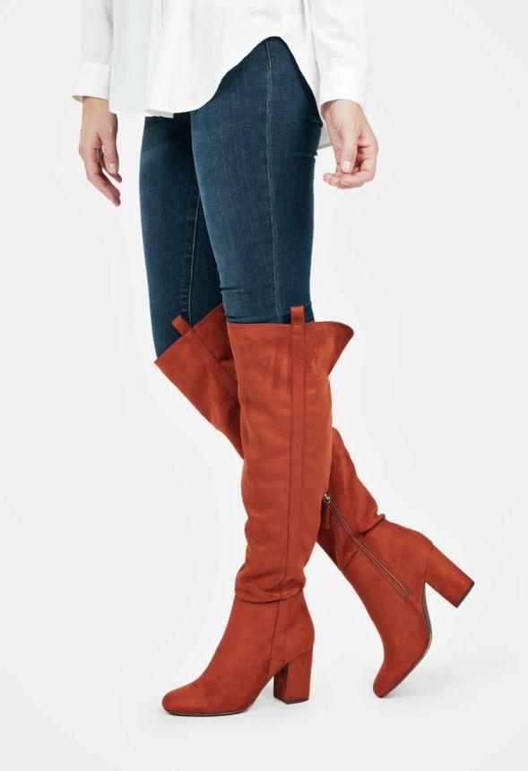 Balbina Schuhe in Rust - günstig kaufen bei JustFab