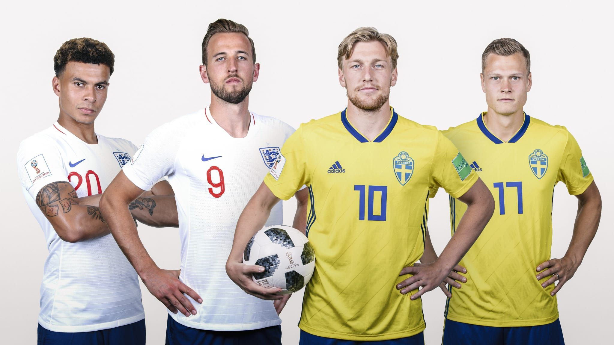 2018 FIFA World Cup Russia™ - News - Preview  Sweden v England -  fifaworldcupthisyear 77d87851a