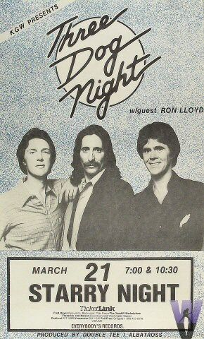 what is a three dog night