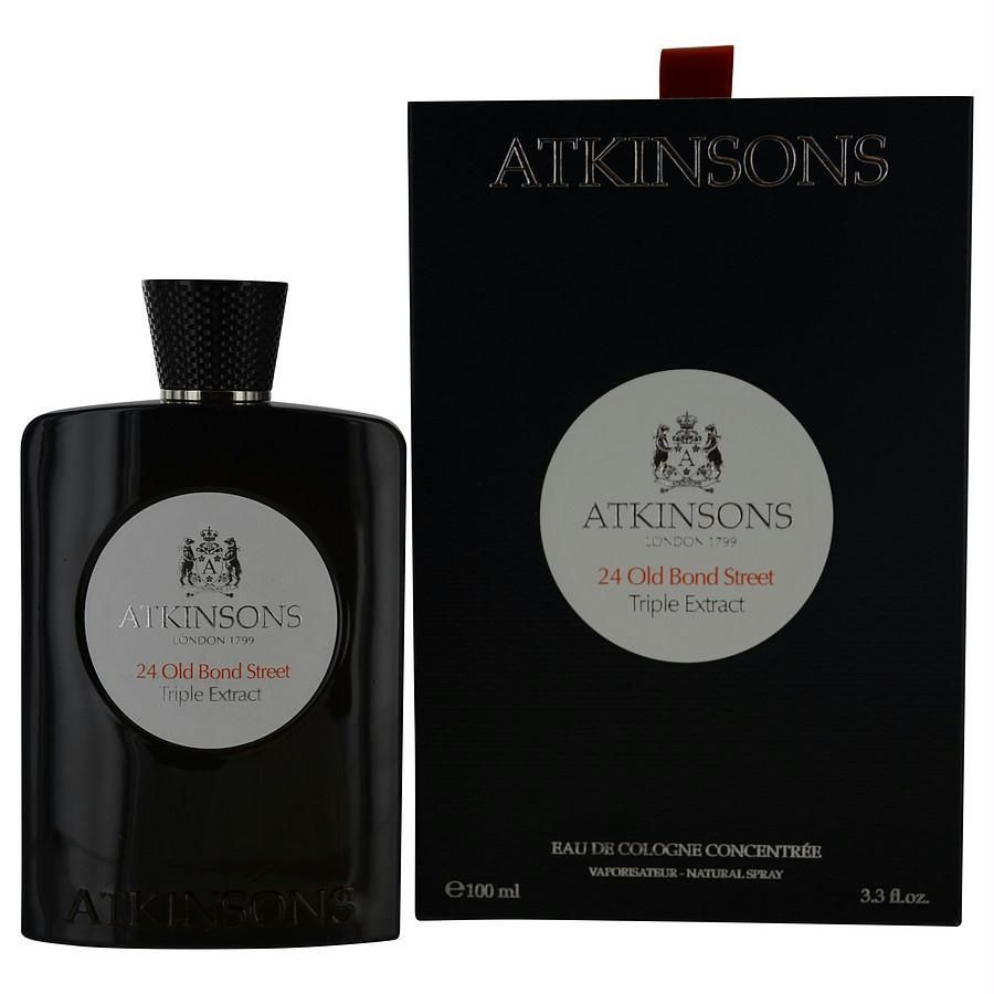 Atkinsons 24 Old Bond Street Triple Extract By Atkinsons Eau De