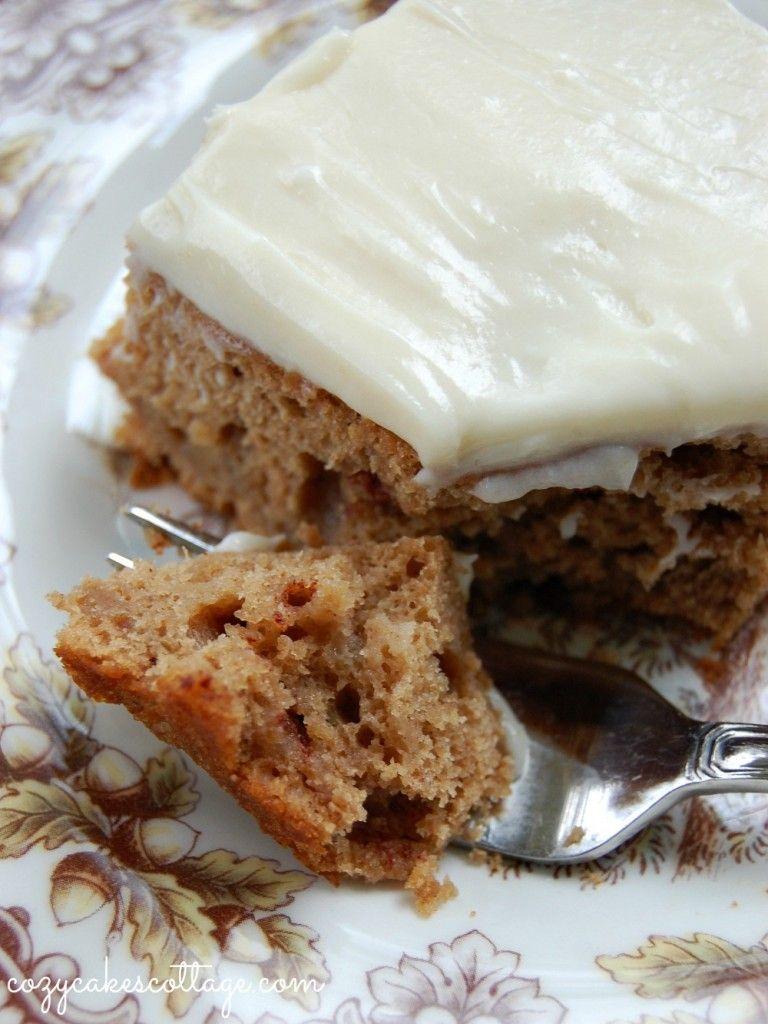 Easy Harvest Apple Spice Cake Recipe Apple Spice Cake Spice