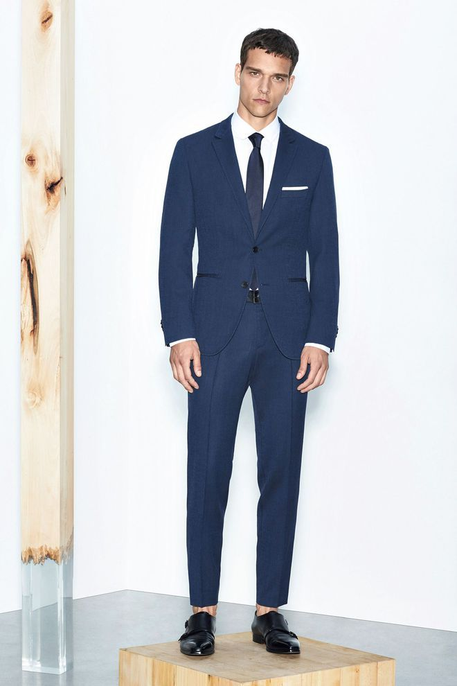 Costume de mariage notre s lection homme hugo boss and - Costume homme mariage ...