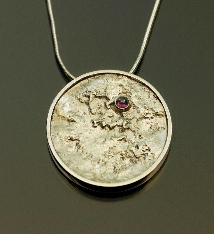 Idea para reticulado en plata con borde de cobre (para que aguante el calor)
