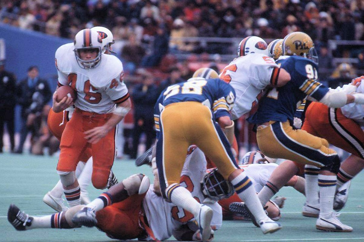 1975 Syracuse at Pitt (With images) Pitt football