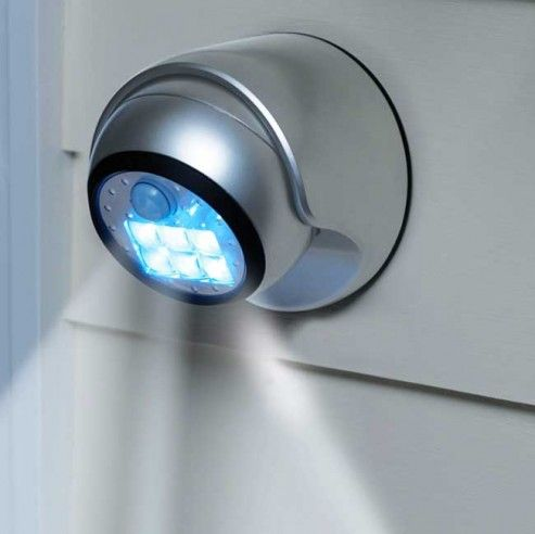 Motion Sensing LED Light: Cordless And Wide Angle Beam ...