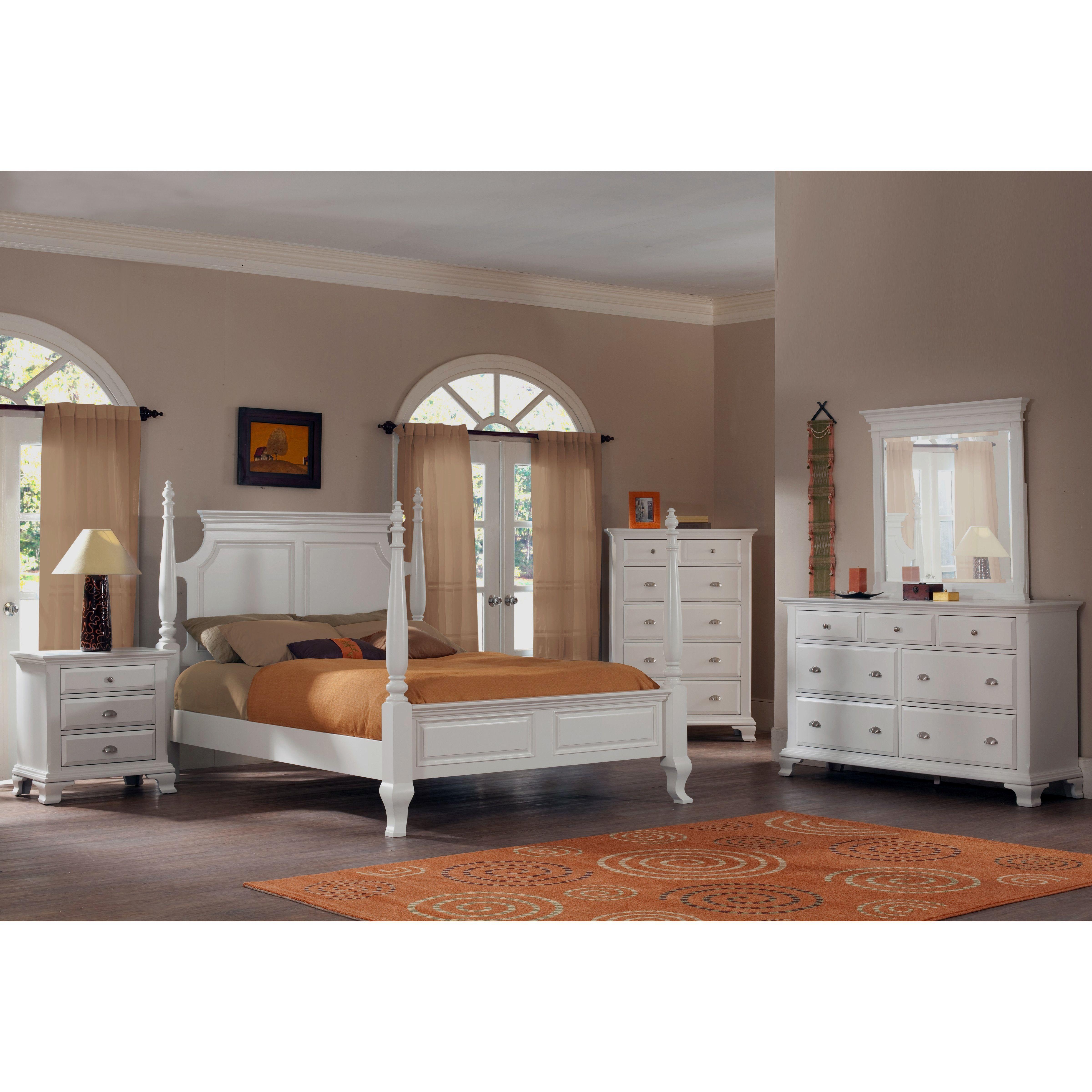 Laveno 012 Bedroom Furniture Set Includes King