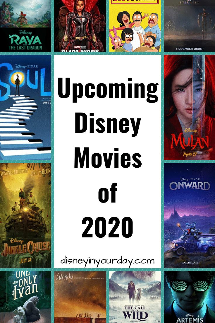 Upcoming Disney Movies Of 2020 In 2020 Upcoming Disney Movies