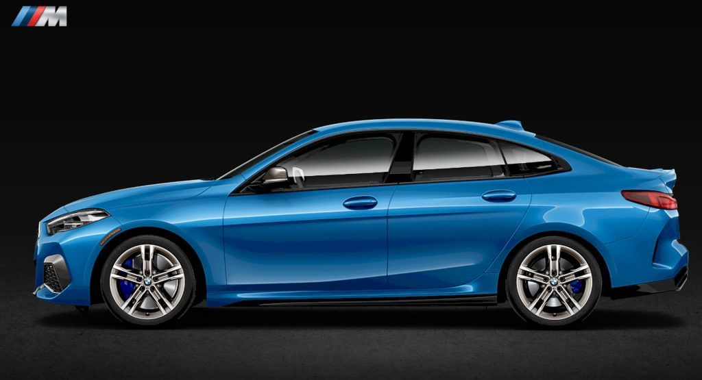 Take 5 Minutes And Design Your Perfect BMW 2Series Gran
