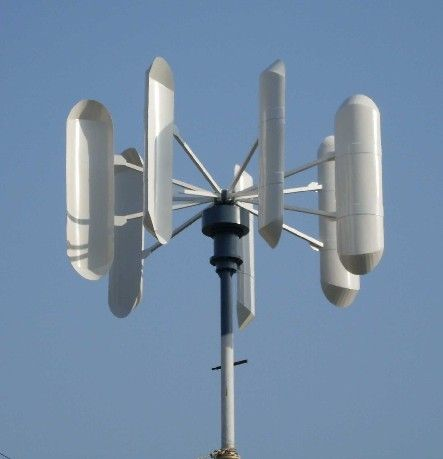 Wind Turbine Generator Wind Turbine Vertical Wind