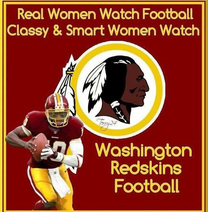 Real Women Watch Football Classy & Smart Women Watch The