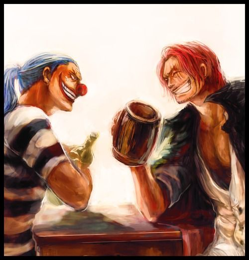 Buggy and Shanks