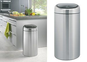 Brabantiau0027s Stylish New Deluxe Kitchen Bin