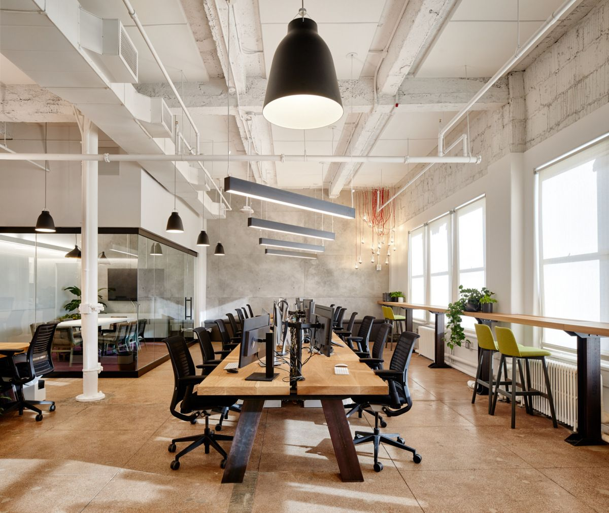 Haven Life Offices New York City Office Snapshots Modern Office Interiors Office Interior Design Office Interior Design Modern