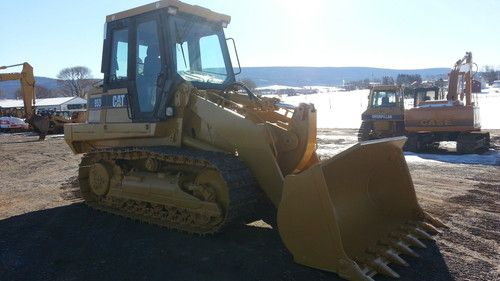 Cat 953C crawler loader-shipping available-financing-video inspections