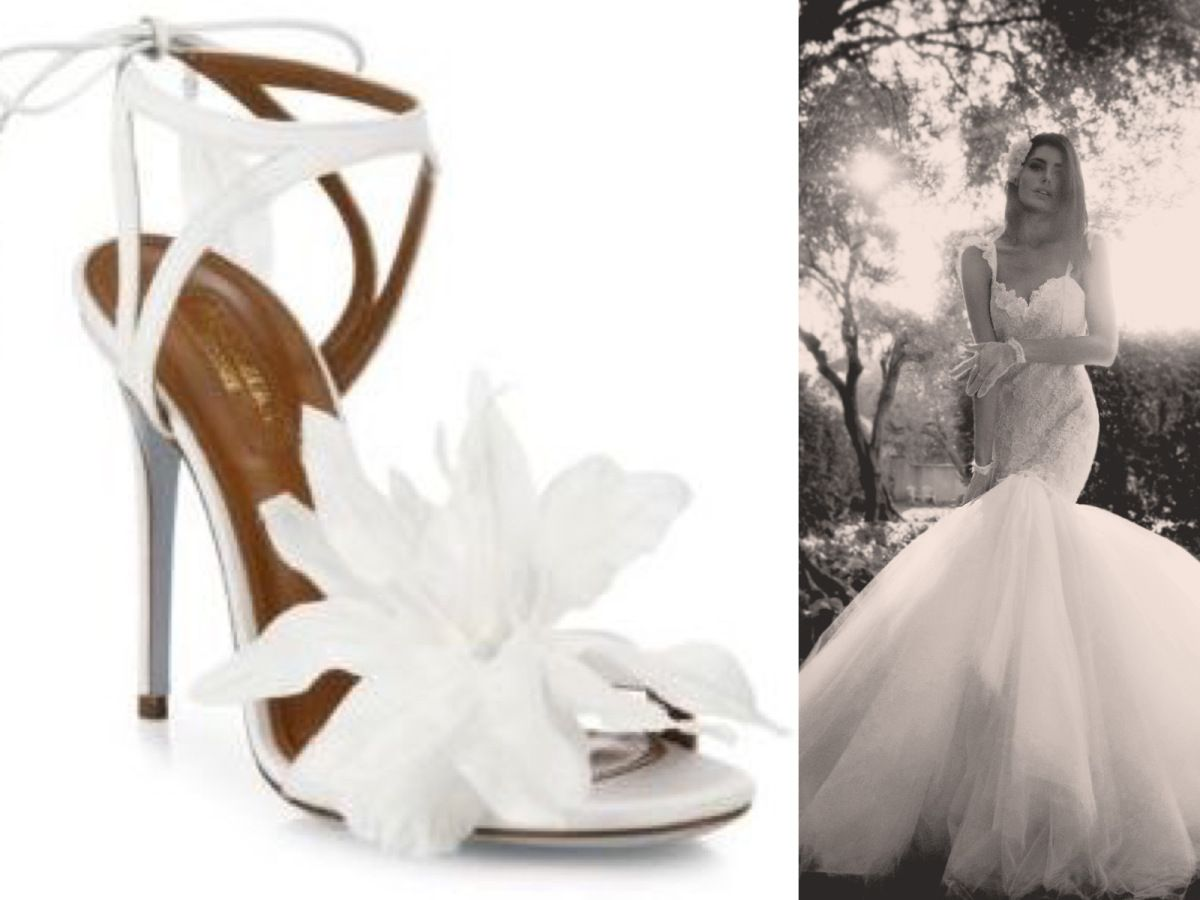 Wedding Shoe Whimsy Wedding Bows Wedding Shoes Floral