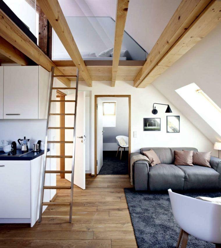Chambre mansardée : design, décoration, style pour plus de charme au ...