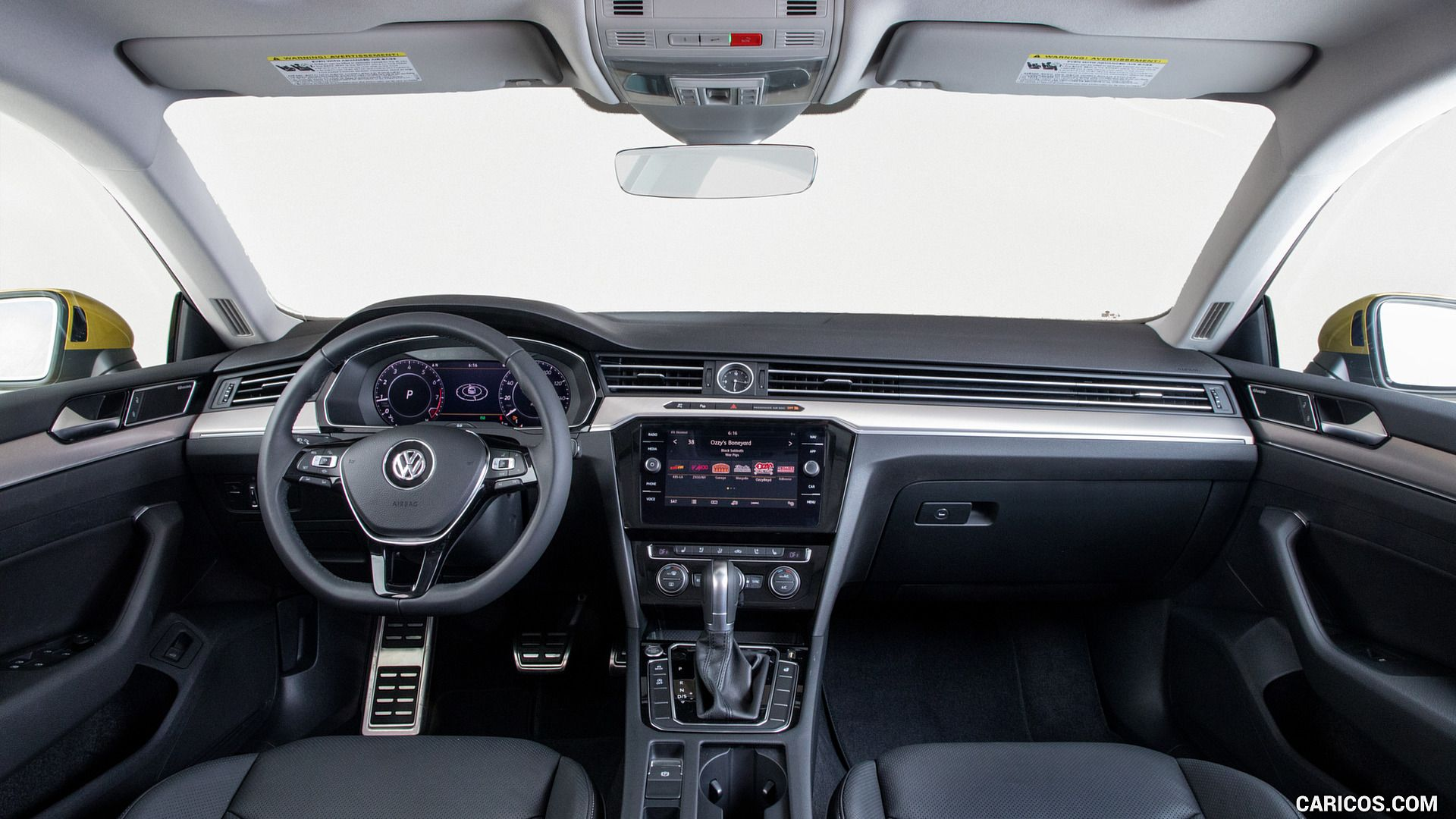 2019 Volkswagen Arteon Hpa Spec Volkswagen Cockpit Vw Cars