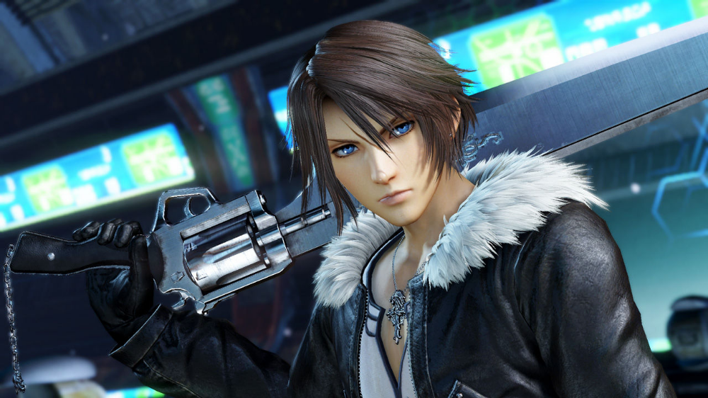 Final Fantasy Viii Remastered Announced For Nintendo Switch Ps4 Xbox One And Steam Releases Final Fantasy Characters Final Fantasy Fantasy Character Design