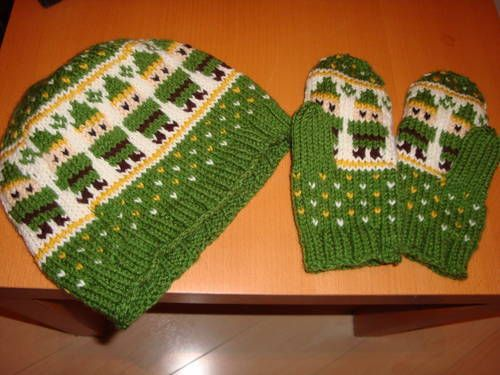 Legend Of Zelda Knitting Pattern : Link fair isle my knitting and video game fandoms make