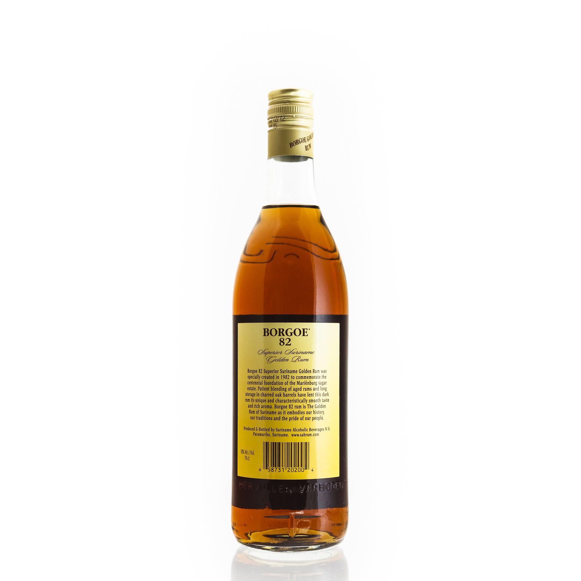Rum 82 Jubilee Blend Alkoholgehalt, Longdrinks, Rum