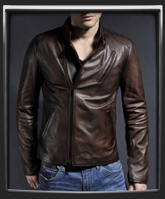 Revolver leather jackets