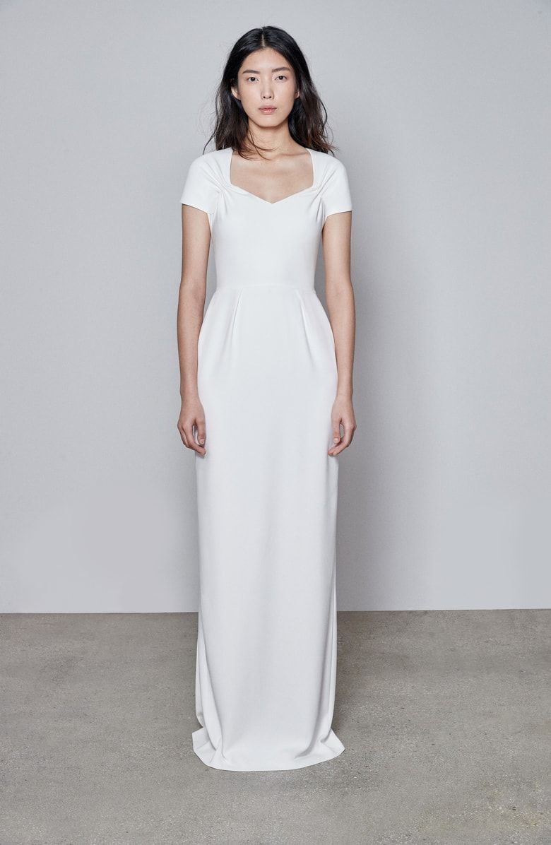 e58b523507 Free shipping and returns on Stella McCartney Rose Column Gown at  Nordstrom.com. The