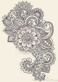 Circle Henna On Paper Google Search Art Tips Pinterest