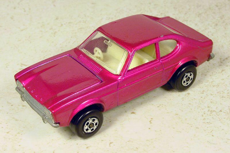 Sf54b Ford Capri Mattel Hot Wheels Matchbox Cars Diecast Toy