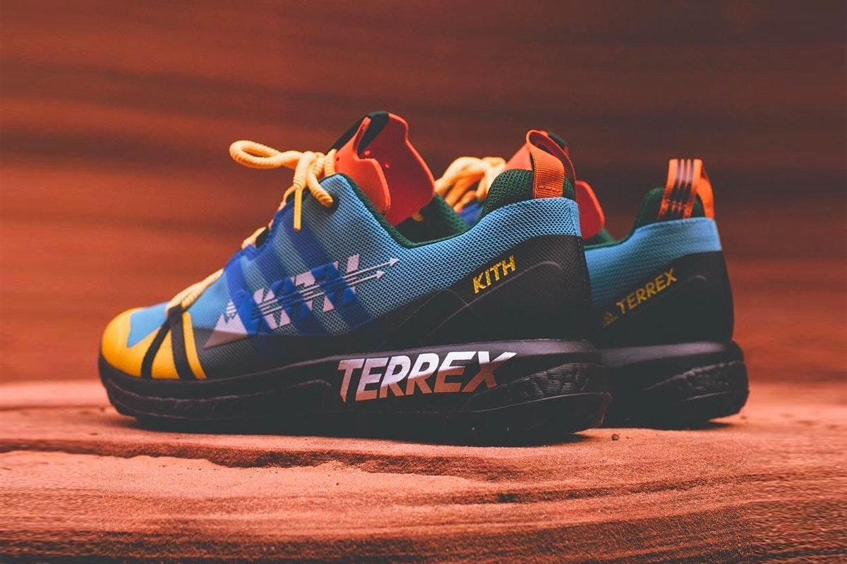 Ronnie FIEG x Adidas Terrex agravic GTX: Preview Pinterest