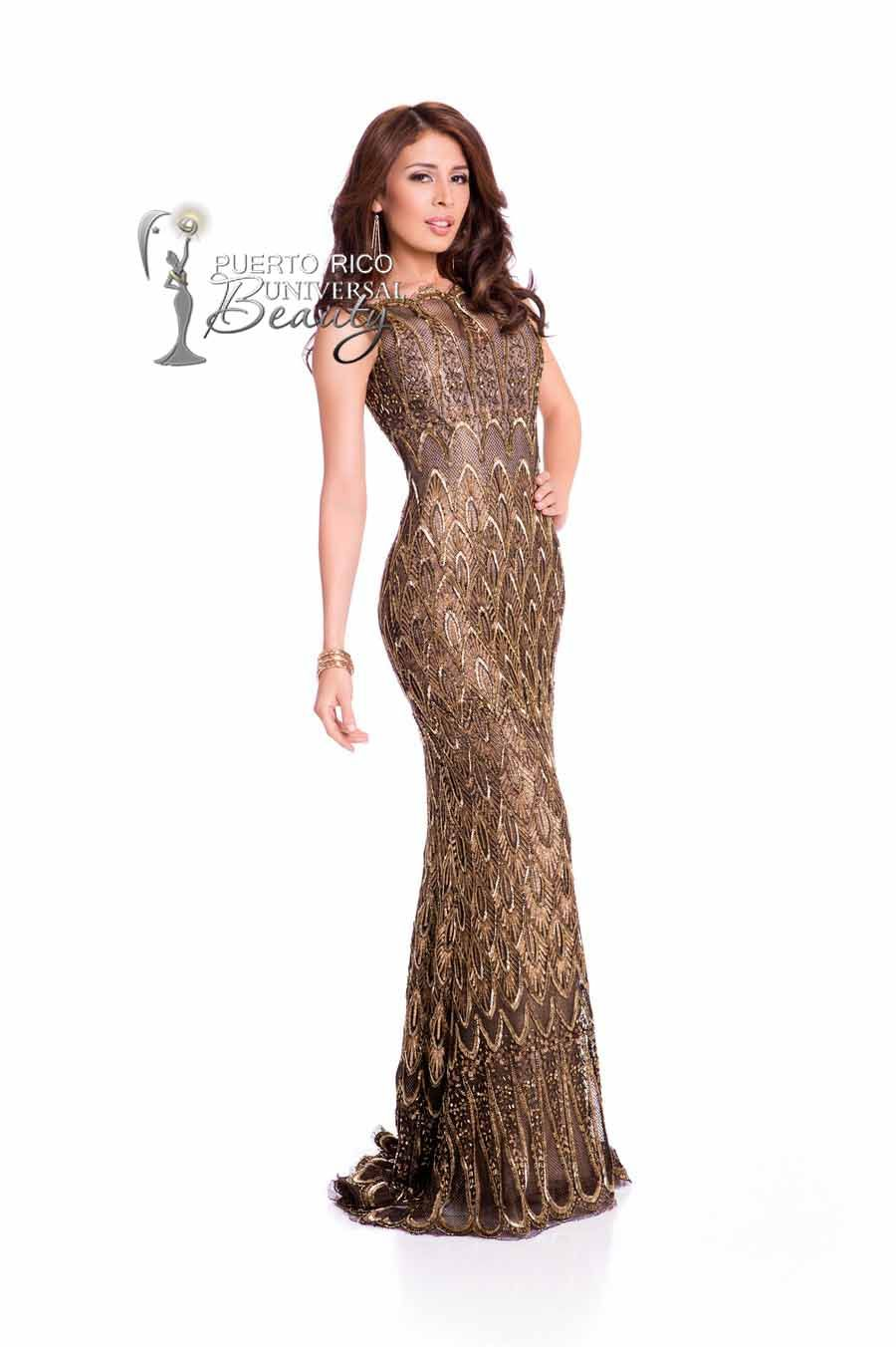 MISS UNIVERSE 2015 :: EVENING GOWN | Iroshka Elvir, Miss Universe ...