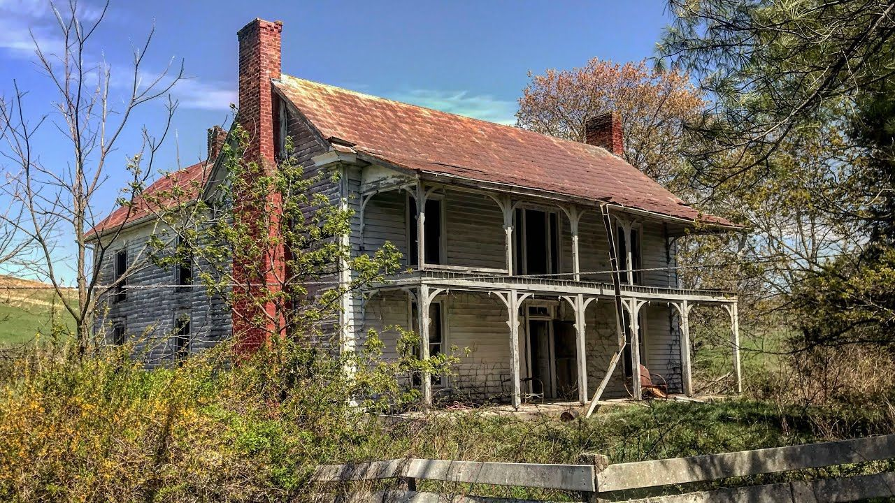 abandoned plantation homes for sale in tennessee