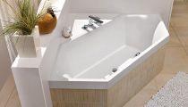 Sechseck Badewannen Squaro | fürdőszoba | Pinterest