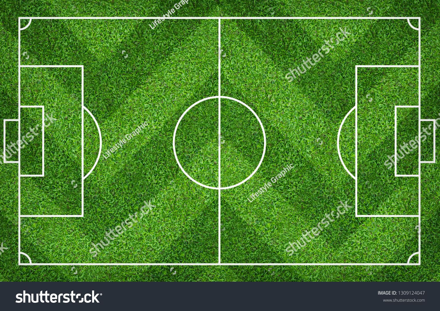 Football Field Or Soccer Field For Background Green Lawn Court For Create Sport Game Ad Spon Background Green Soccer Soccer Field Football Field Field