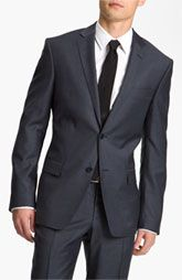 15d872c6f9 Versace Solid Suit | ♥ Tuxedos | Men's Formal Attire | Jevel ...