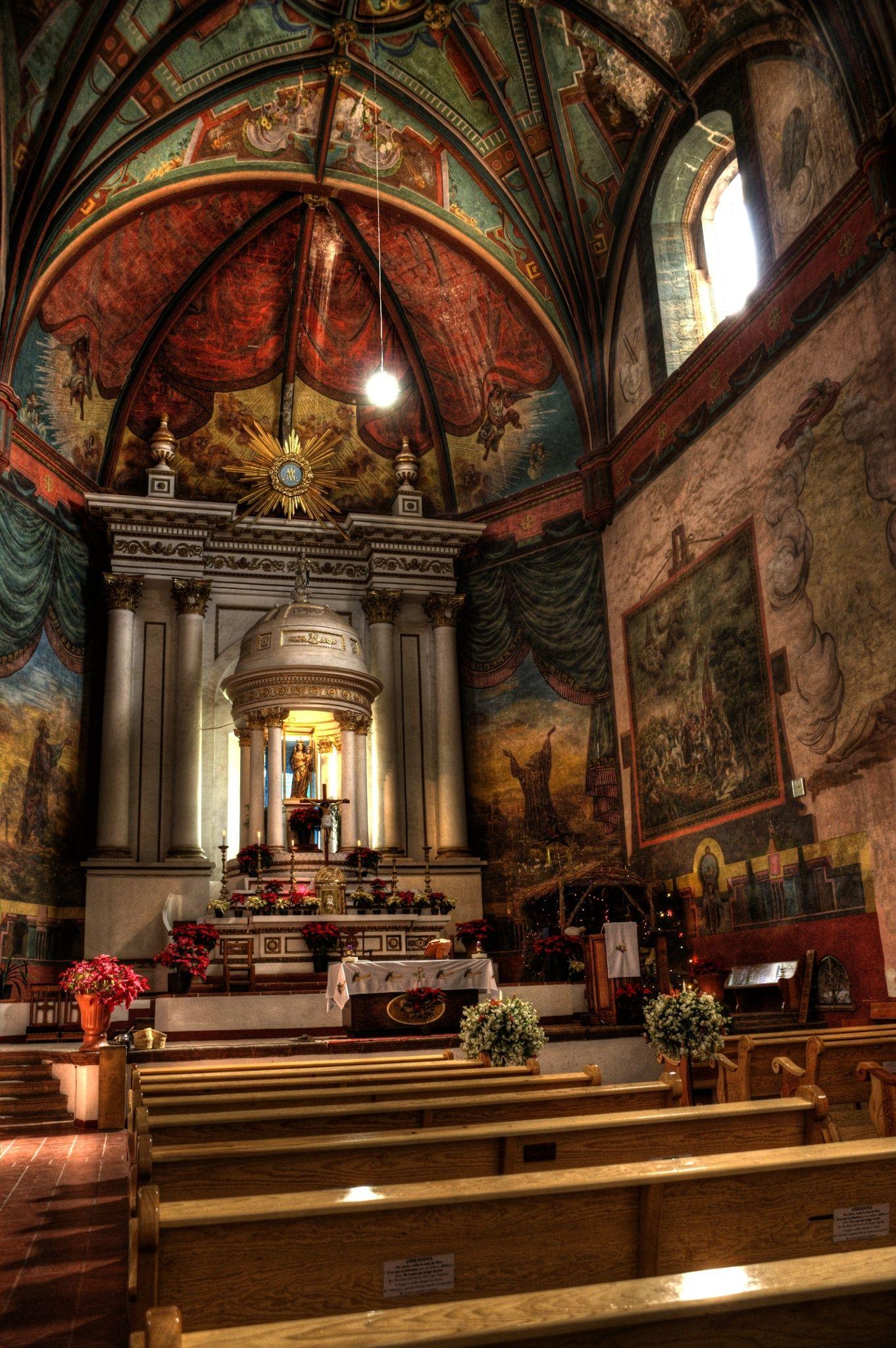 Templo y Ex Convento de la Natividad.
