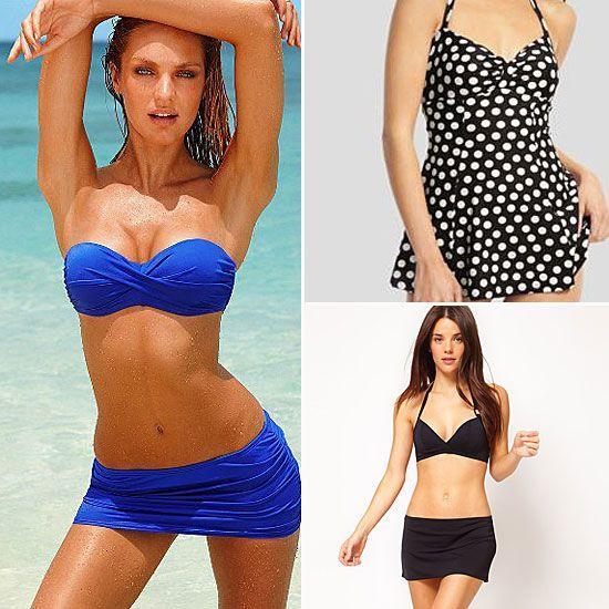 Bikinis for pear shaped