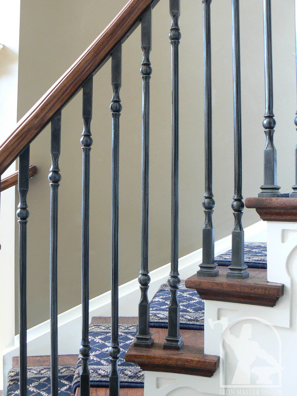 Best Wrought Iron Interior Railings Interior Railings 400 x 300