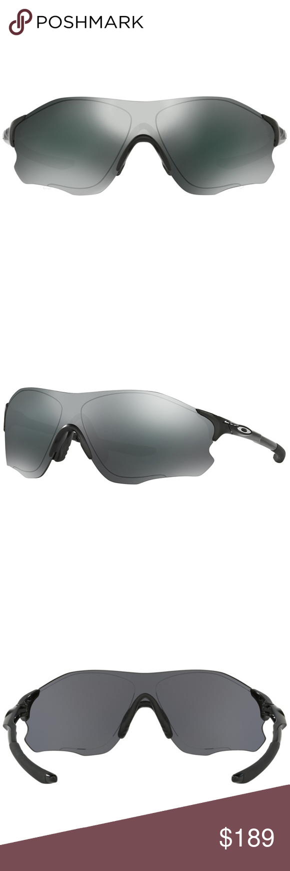 23ec341fb9 Oakley Evzero Sunglasses Polished Black Buy with confidence from an  established dealer since 2005