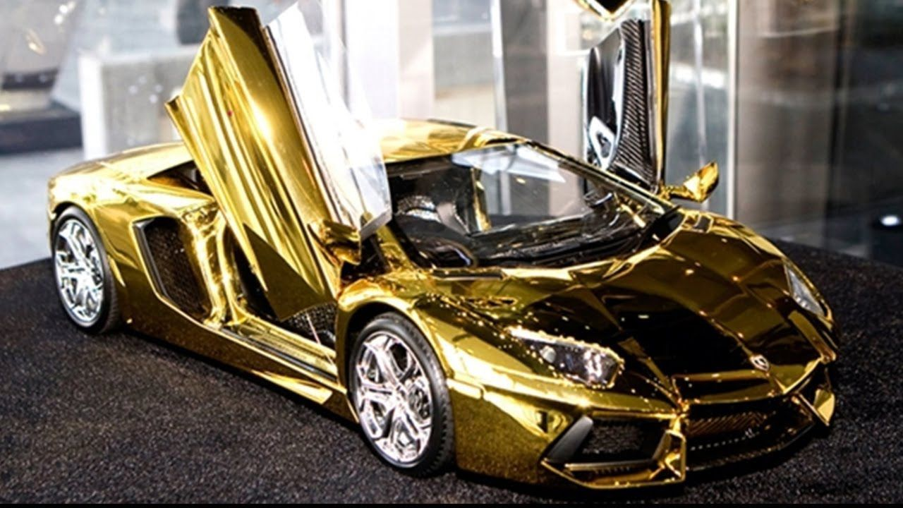 Top 5 Most Expensive Gold Items In The World 2018   Lists