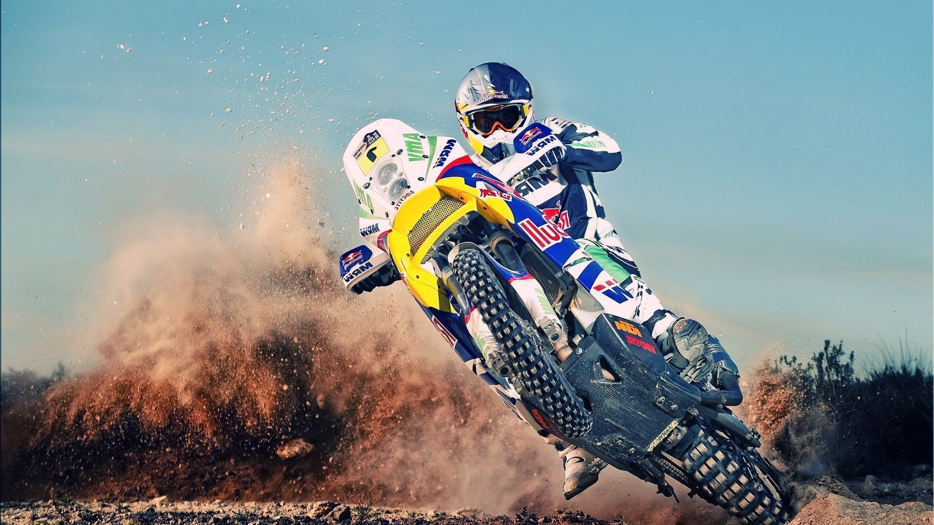 free hd dirt bike wallpaper Stunt bike, Motocross
