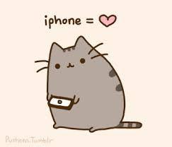 Pusheen The Cat Google Search Gatinho Kawaii Desenhos De