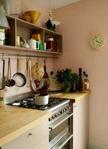 Estantes II La Cocina y Comedor!! Pinterest Kitchens and