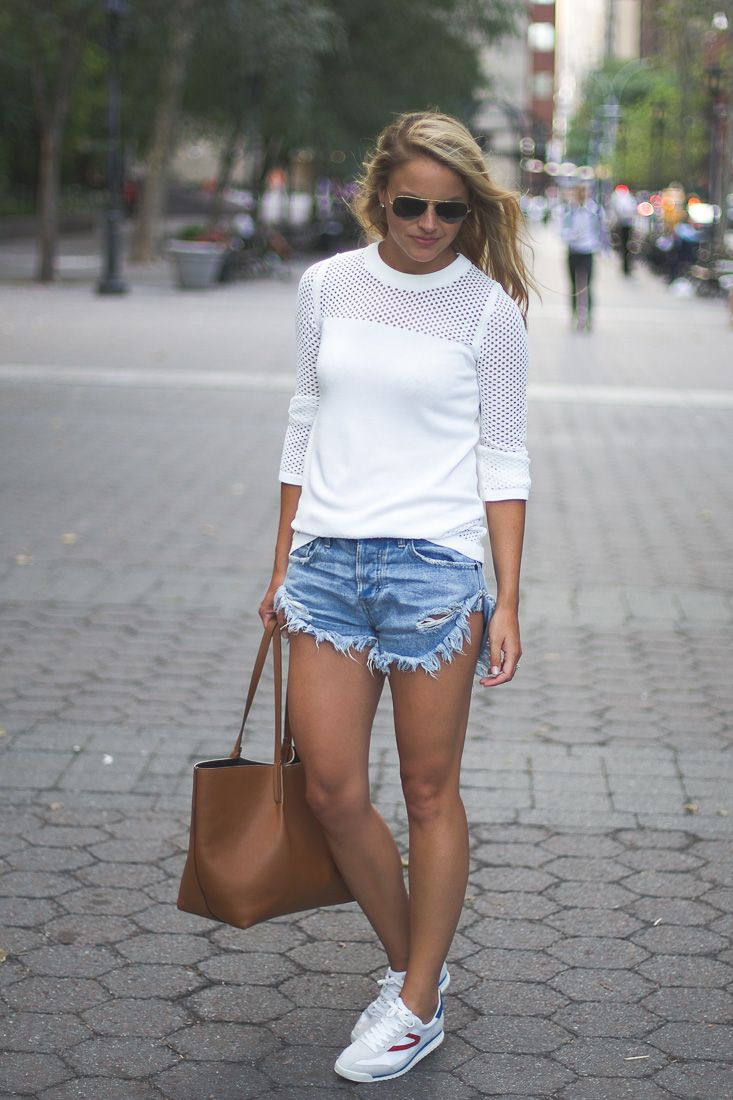 Sneakers outfit casual, Womens fashion